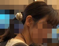 【FHD】素人女性動画03 ポニーテールで美人な若ママ&若妻3人清楚な振る舞い