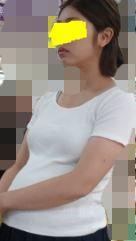 素人街撮り02 妊婦様好き必見!激カワ妊婦さんのお腹&お胸の膨らみ