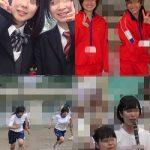 制服女子と部活女子09