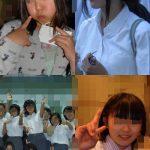 制服女子と部活女子05