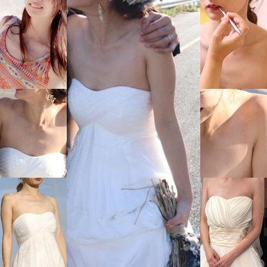 新婦さん11 乳首まで見えそう!ドレス下がりまくり花嫁さん?! NEW