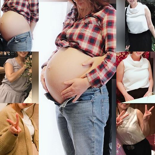 マタニティの写真06 優しそうな美人妊婦さんがミルクママになるまで NEW