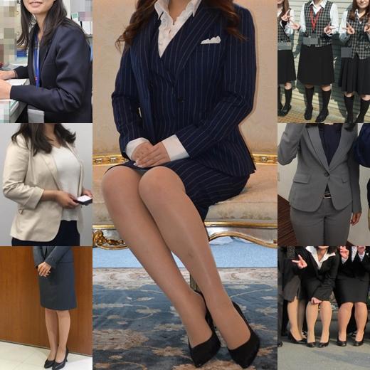 働くOLさん20 どんなときも美しくある働く女性たち NEW
