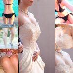 新婦さん14 乳首がほんとにやばい!?おっぱい露出度高すぎウェディングドレス NEW